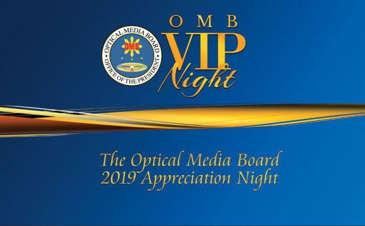 OMB Appreciation Night