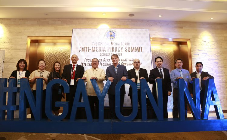 Anti-Media Piracy Summit 2019